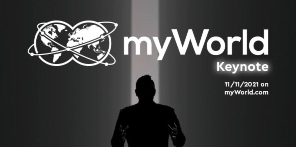 myWorld Keynote